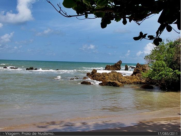 Traveler Fashionista: Praia de Nudismo!