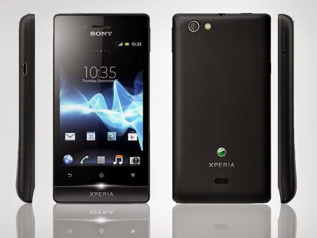 Sony, Sony Xperia, Sony Xperia Miro ST23i