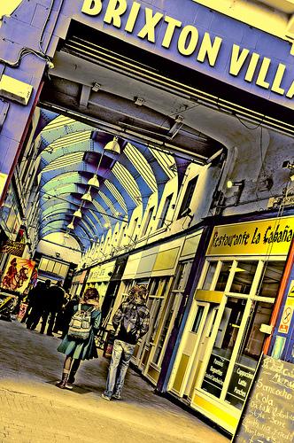 別有洞天 布里克斯頓 Brixton Market