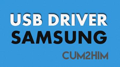 Download Kumpulan USB Driver Android Samsung