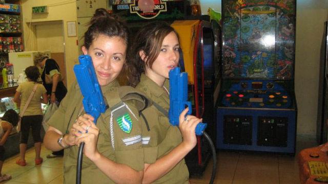 hot girls going wild in israel