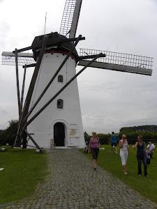 augustus 2012: fietstocht Evergem