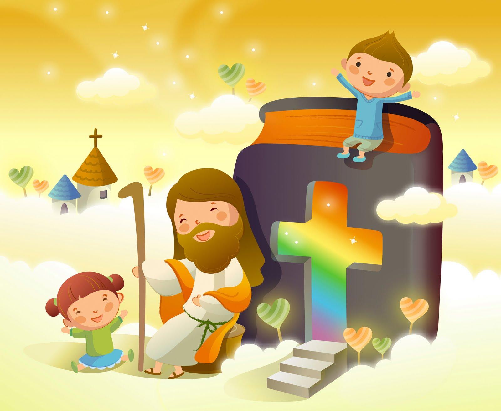 Junta diocesana de catequesis ober ilustraciones - Dibujos para la pared ...