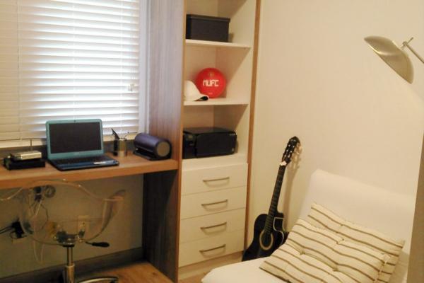 Escritorio en habitaciones juveniles colores en casa - Escritorio dormitorio ...