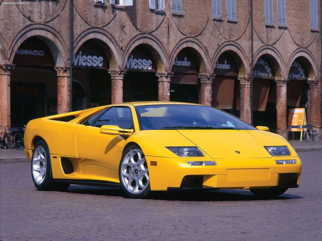 lamborghini diablo stylish cars stylish hot cars