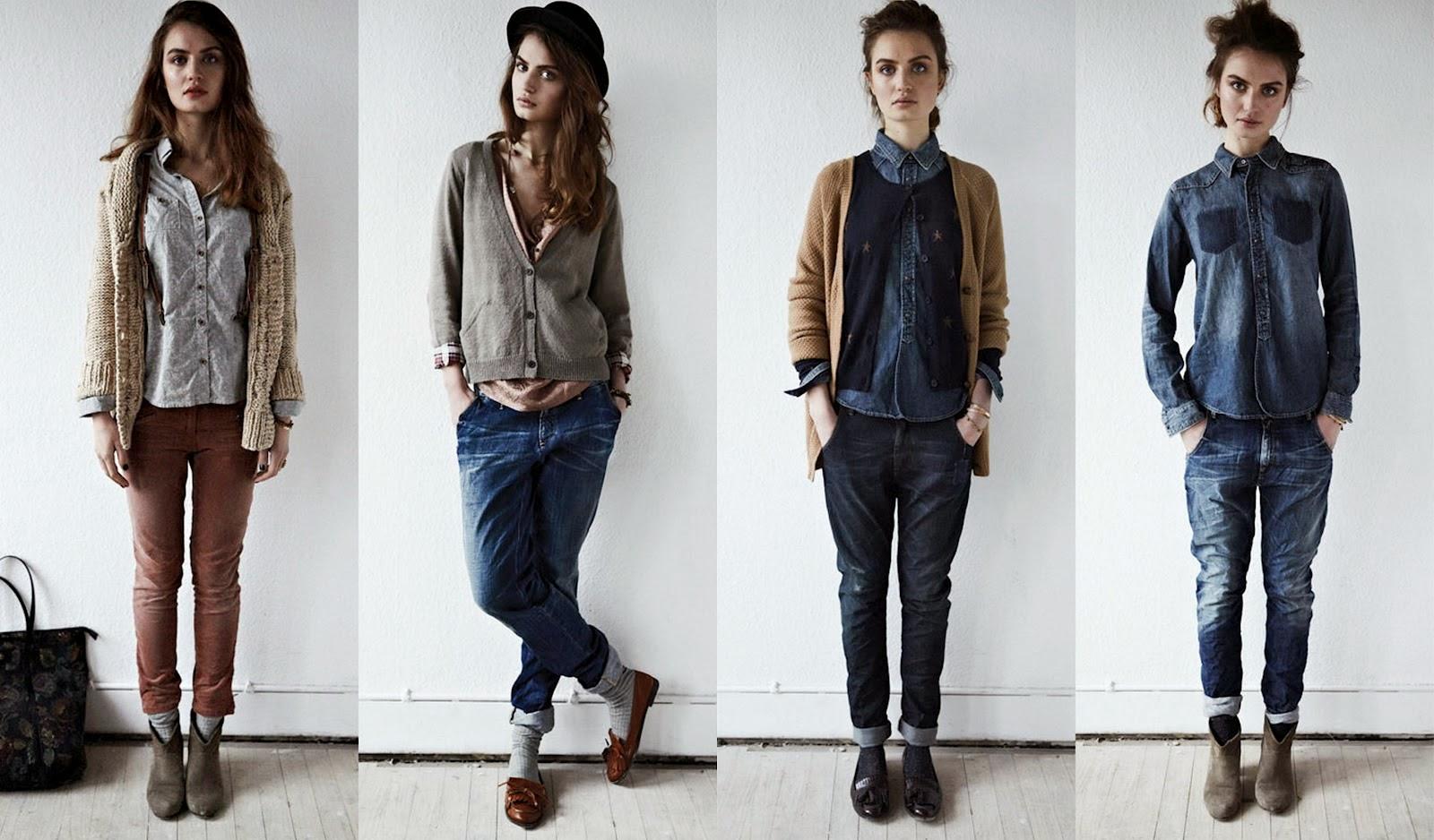 Maridadi Fashion News Blog What 39 S Your Style Boyish Boho Bohemian Hippy Casual Smart Retro