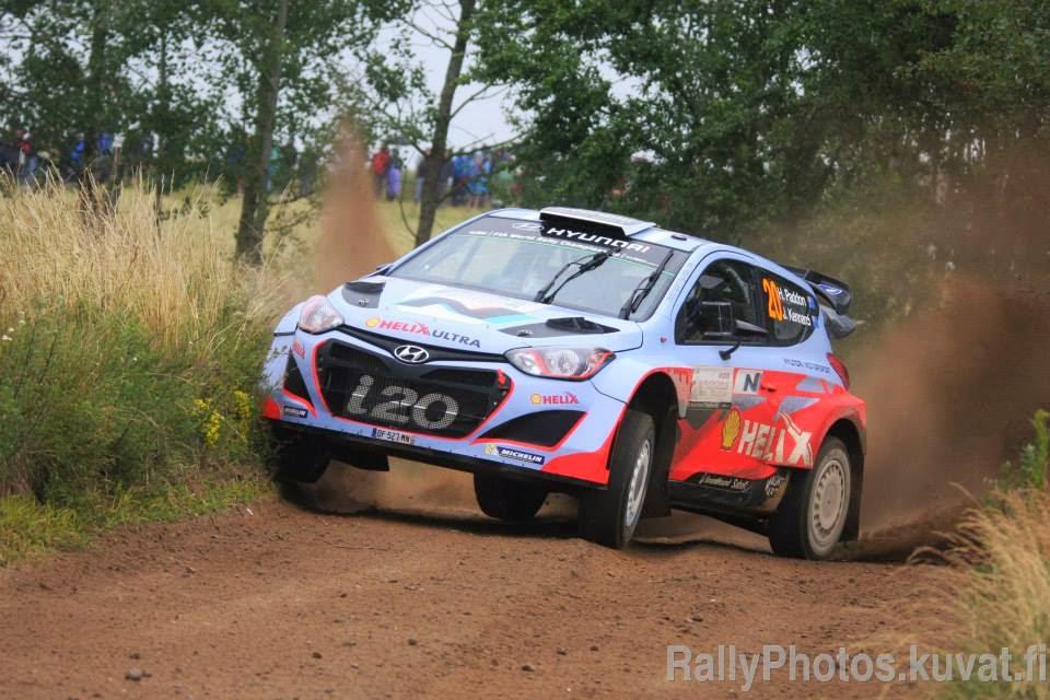 WRC LOTOS 71st Rally Poland