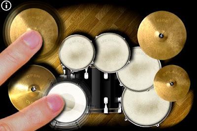 Drum Meister Grand - Phan mam danh cho IPhone va IPad