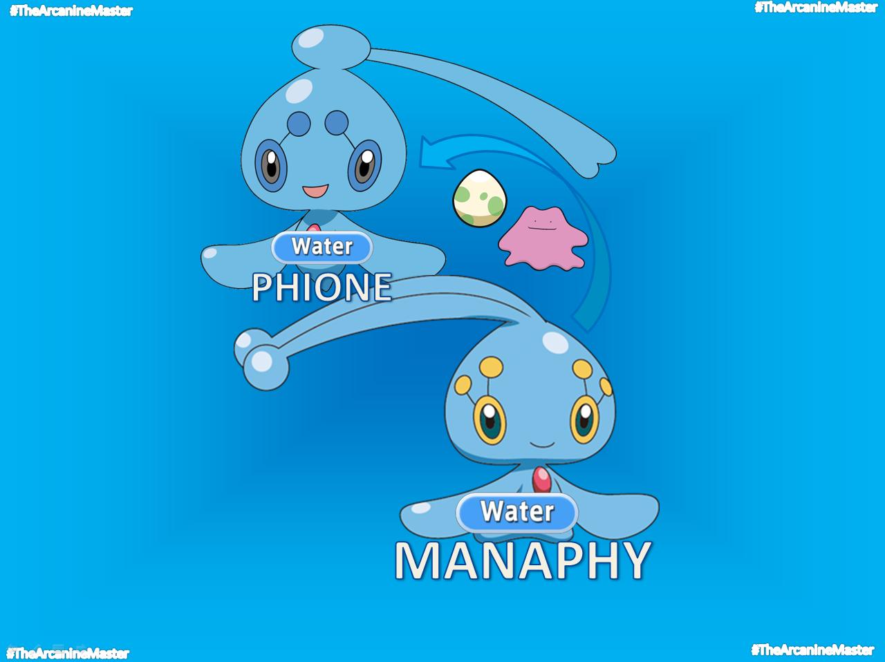 Pokemon picross manaphy images pokemon images for Mural 01 pokemon picross