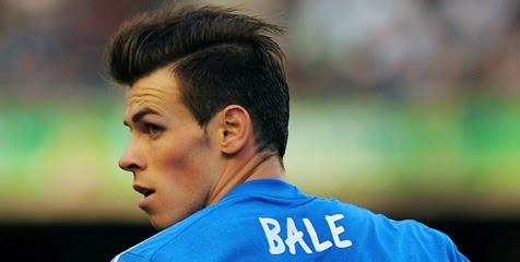 Gaya Rambut Gareth Bale Paling Terbaru 2015