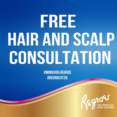 FREE HAIR and SCALP CONSULTATION from Minoxidil Regroe