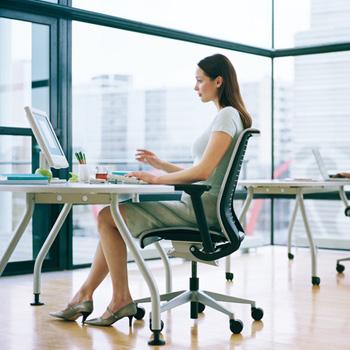 Tu belleza es salud un escritorio ordenado es una mente for Escritorio ergonomico