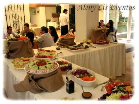 Banquete Estilo Campestre