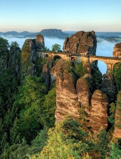 puente en las alturas