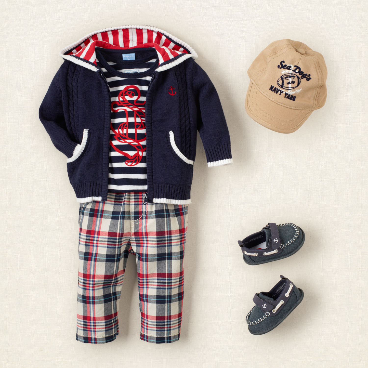 Little Baby Boy Clothes