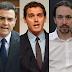 Debates electorales: de la diarquía a la tetrarquía