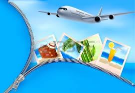 viajando de férias