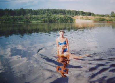 Левково, Северная Двина, Вельский Район, Россия, река, лес, Деревня