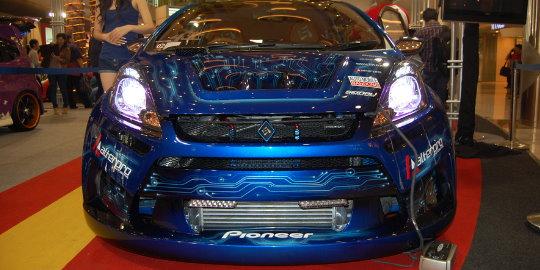 Eksterior-Depan-Blue-Print-Honda-Jazz-modifikasi