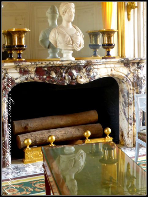 Emperor's room Grand Trianon Versailles