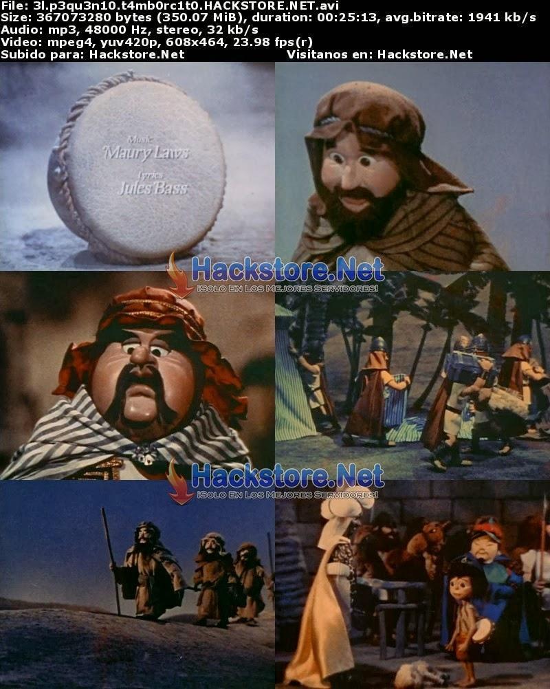 Captura El Niño del Tambor (1968) DVDRip Latino