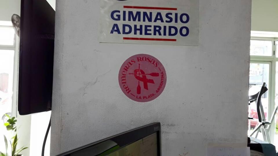 Gracias Gimnasio Meta La Plata, calle 2 Nro 477 por brindarnos un espacio y ayudar a difundir!