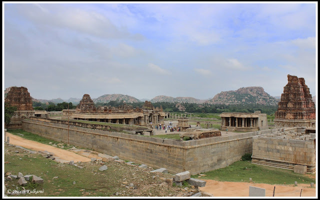 Vijaya Vittala temple, Hampi