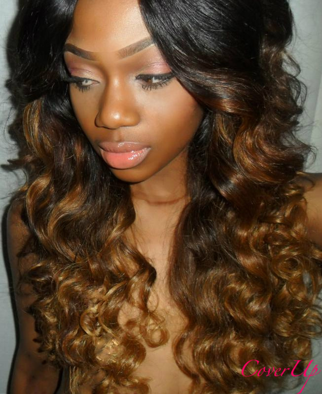 CoverUp Virgin Brazilian Hair is of the utmost quality and has not