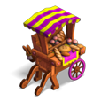 Bread Cart Item