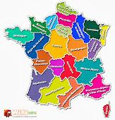 Apprends les régions françaises en jouant (1)