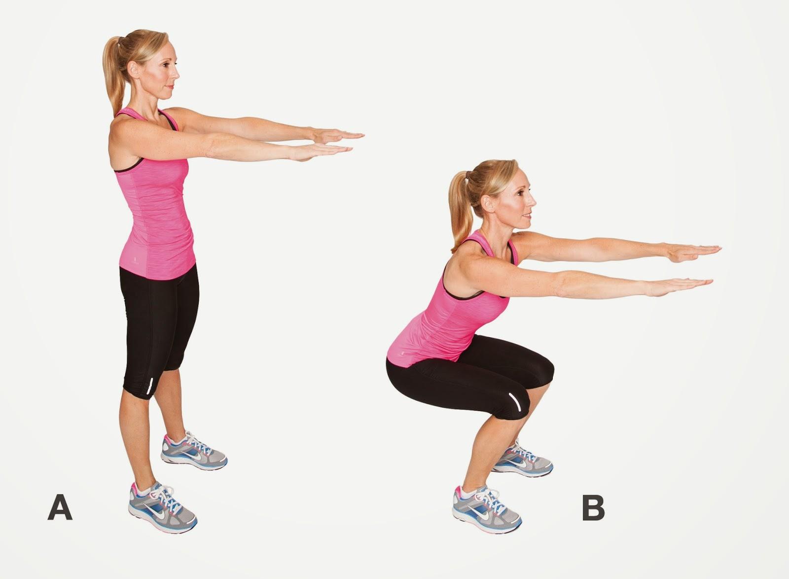 La mejor manera para las mujeres a perder peso en el tope - Muslos