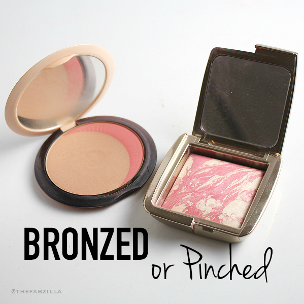 tips to look your best this summer, must-haves, beauty tips for summer, skincare in summer, guerlain terracotta powder duo review, hourglass ambient lighting blush review