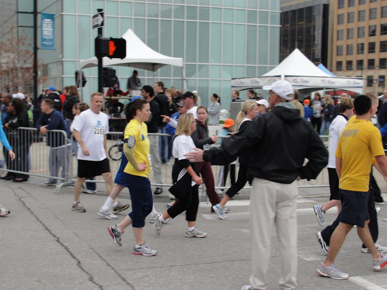 Grand Blue Mile Run