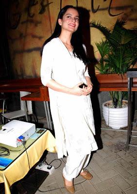 kangna ranaut at bhamla foundation anniversary actress pics