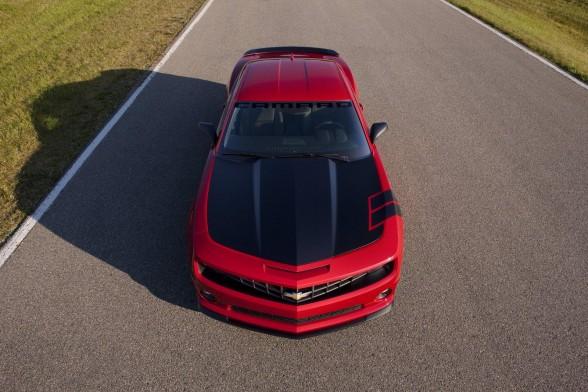 2011 Chevrolet Camaro 1LE Concept