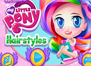 My Little Pony Hairstyles juego