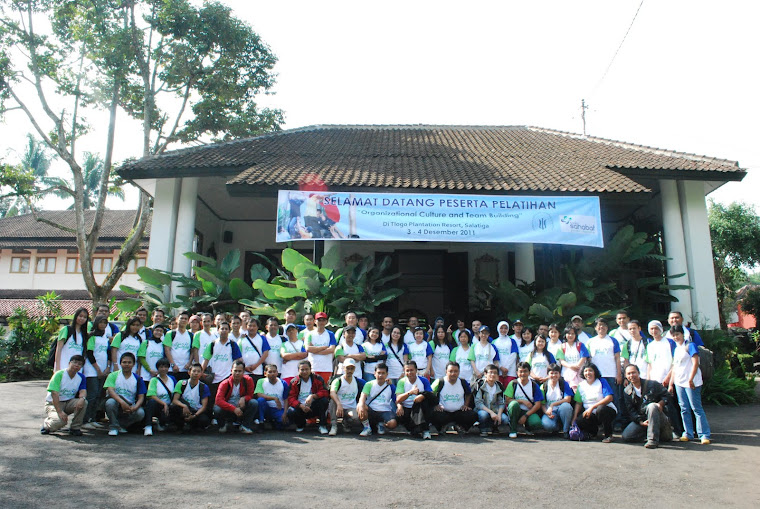 BANK SAHABAT PURBA DANARTA ON TRAINING AT TLOGO PLANTATION RESORT