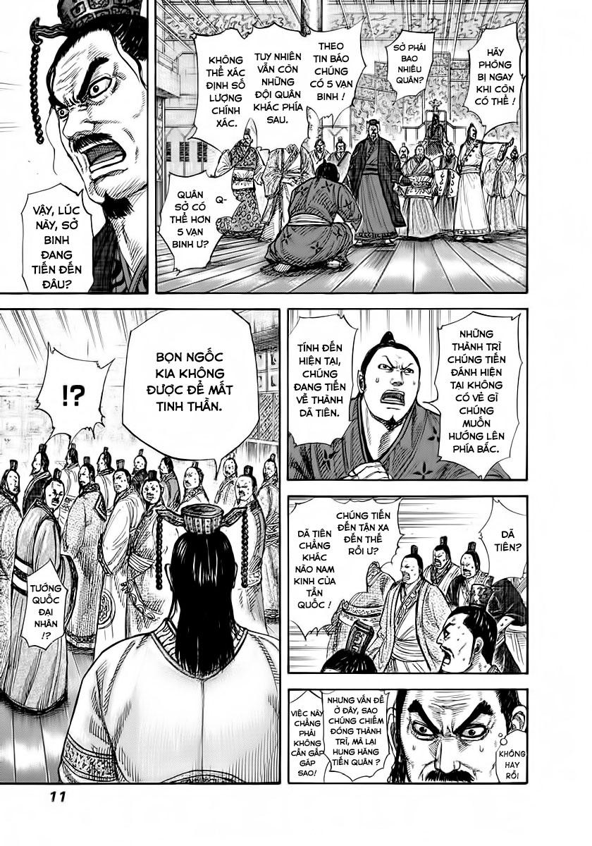 Kingdom - Vương Giả Thiên Hạ Chapter 262 page 10 - IZTruyenTranh.com