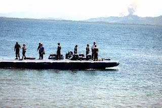 narco submarine, Honduras