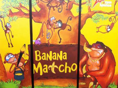 Banana Matcho mit rosa Elefant