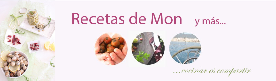 Recetas de Mon