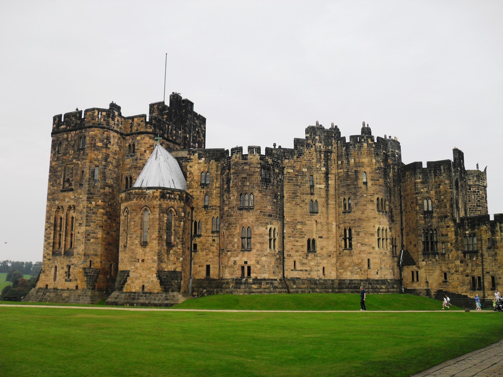 Random Places to Visit in the North of England: Alnwick Castle