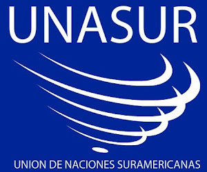LOGO DE LA CUMBRE UNASUR
