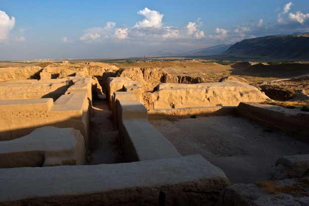 Parthian Fortresses of Nisa Turkmenistan