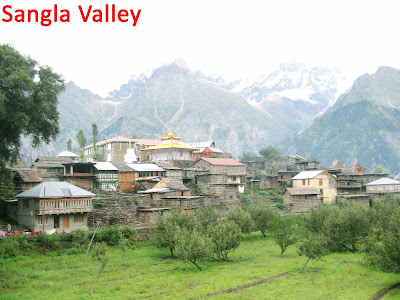 Beautiful Places in Sangla Valley