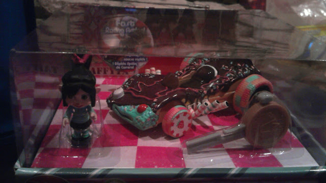 wreck-it ralph pizza-kei cute wreck it pizza kei kawaii collection disney vanellope von schweets t-shirt disney store racer cars tote bag merchandise memorabilia sugar rush figures figurines