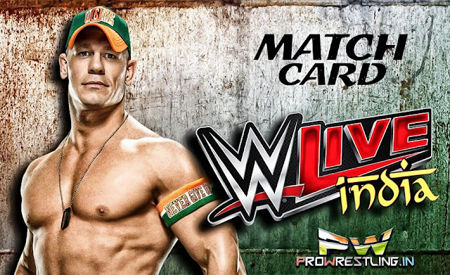WWE Returning To India On January 15 & 16 (Delhi) - Book Your Tickets Now!
