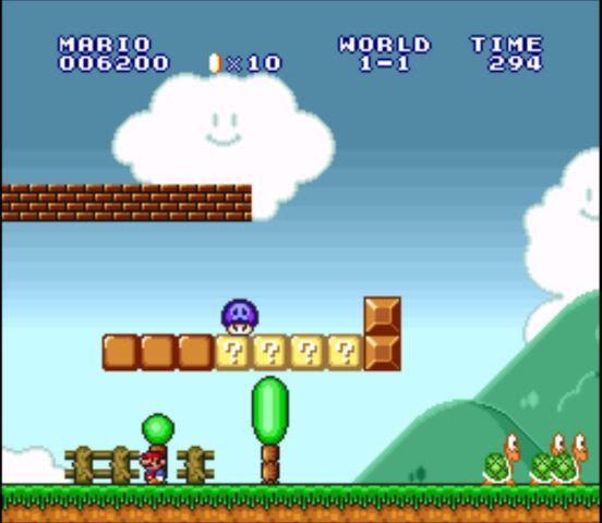 30 anos de Super Mario: O Mario perdido Mario2