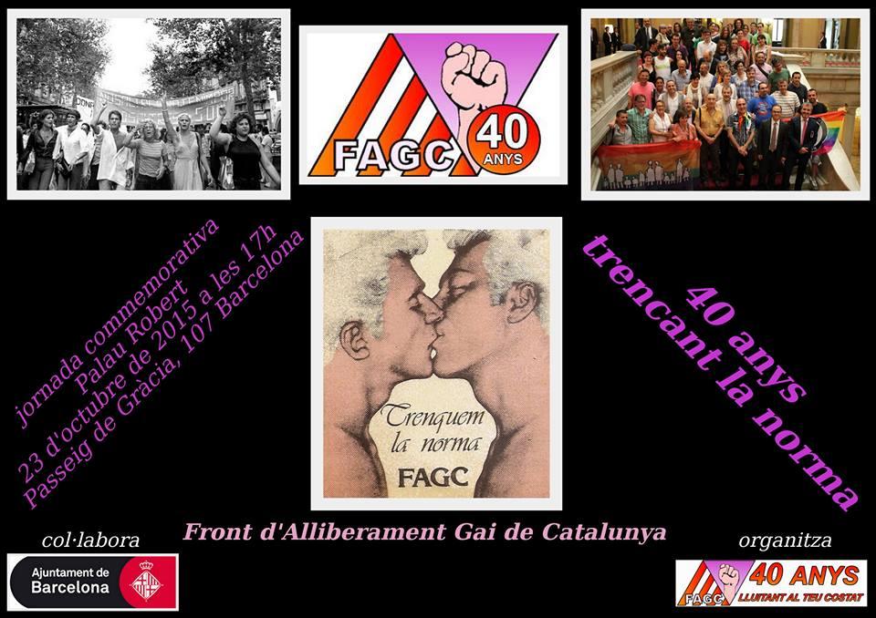 40 ANYS FAGC