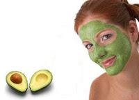 αντιοξειδωτική μάσκα προσώπου με αβοκάντο